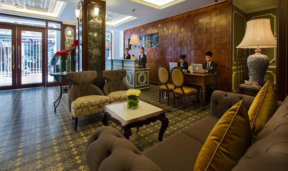 La Siesta Hotel & Spa, Hanoi - Vietnam